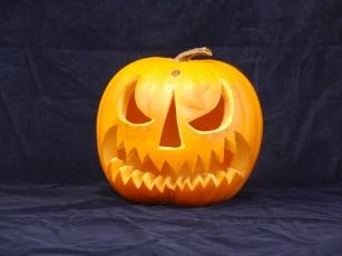 かぼちゃ彫り (1)完1