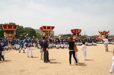 2010別所祭 たいこ